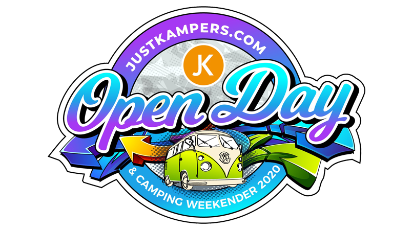Just Kampers Open Day 2020
