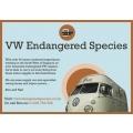 VW Endangered Species